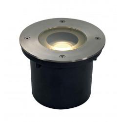 WETSY LED DISK 300 encastré rond inox 316 pour module Philips LED Disk