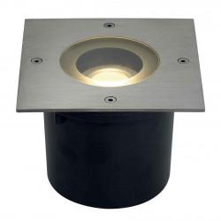 WETSY LED DISK 300 encastré carré inox 316 pour module Philips LED Disk