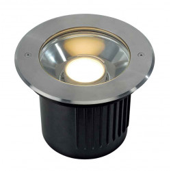 DASAR MODULE LED encastré rond inox pour module Philips LED variable