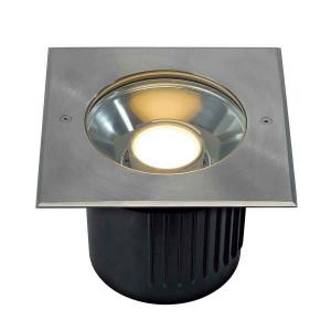 DASAR MODULE LED encastré carré inox pour module Philips LED variable