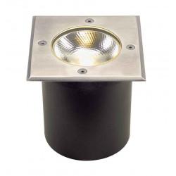 ROCCI CARRE 6W LED encastré de sol ext Inox 316 3000K IP67