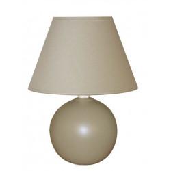 Lampe de chevet taupe