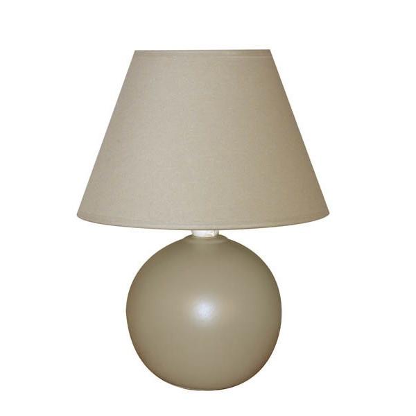 Lampe de chevet taupe tr s d co et pas cher for Lampe chevet pas cher