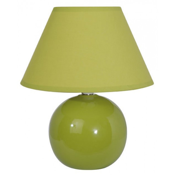 lampe a poser verte
