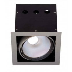MODULE LED DISK pour cadre AIXLIGHT PRO gris argentetnoir 4000K 50°