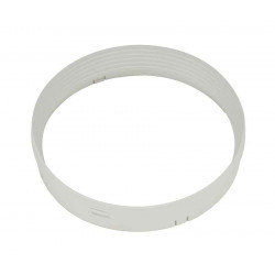 Anneau déco en alumium pour AIXLIGHT PRO blanc mat