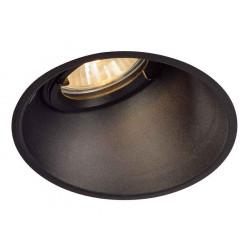 HORN-A GU10 1x noir IP21 50W max
