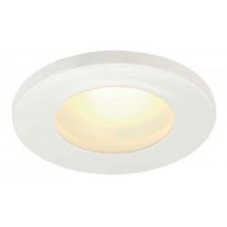 DOLIX OUT GU10 ROND encastré blanc max 35W