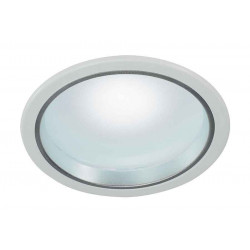 LED DOWNLIGHT 30et4 rond blanc 15W SMD LED 4000K
