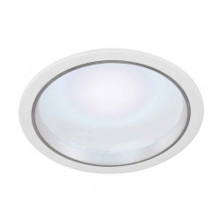 LED DOWNLIGHT 60et4 rond blanc 28W SMD LED 4000K