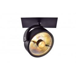 KALU 1 ES111 encastré noir max 75W