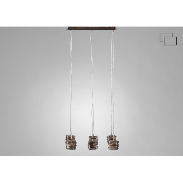 Suspension rectangulaire -60%