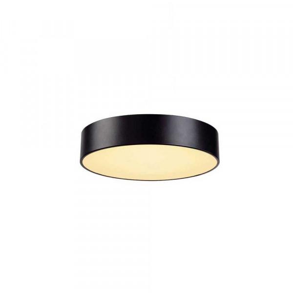 MEDO 40 LED plafonnier noir LED 31W 3000K