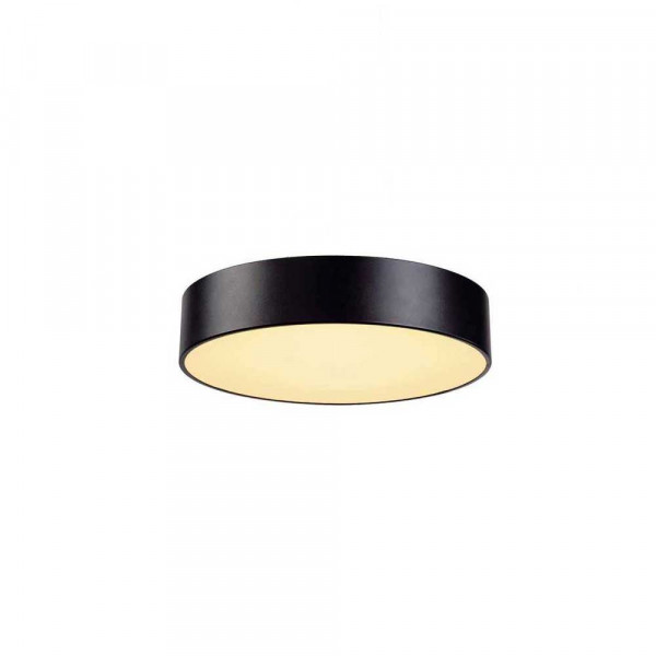 MEDO 60 LED plafonnier noir LED 40W 3000K