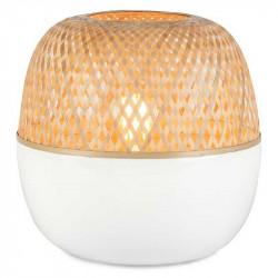 Lampe design en bambou - luminaire écolo et solidaire