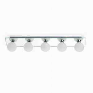 Lampe de miroir salle de bain 4 ou 5 ampoules